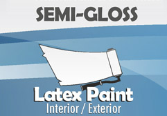 latex-semigloss