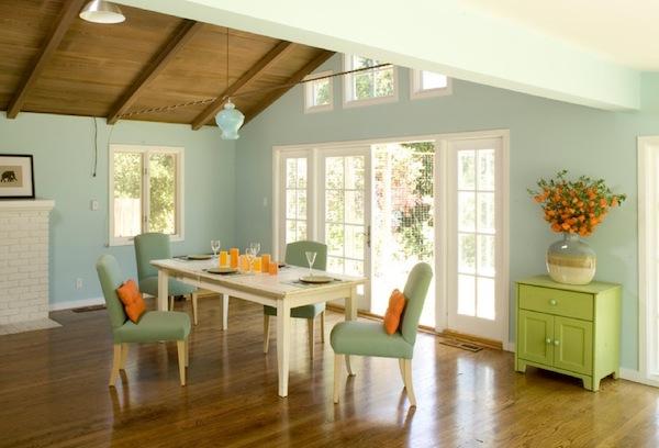 springtime-color-dining-room